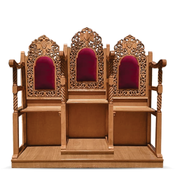PEWS STALL (Wood Carved)
