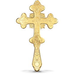 BLESSING CROSS (Bizantine)