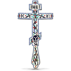 BLESSING CROSS (Russianς)