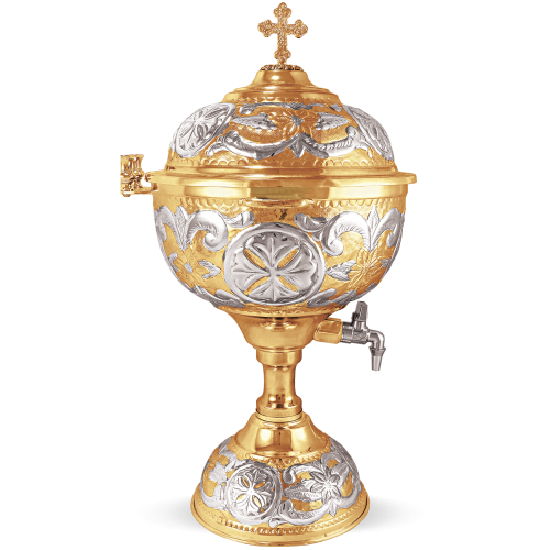 HOLY WATER VESSEL