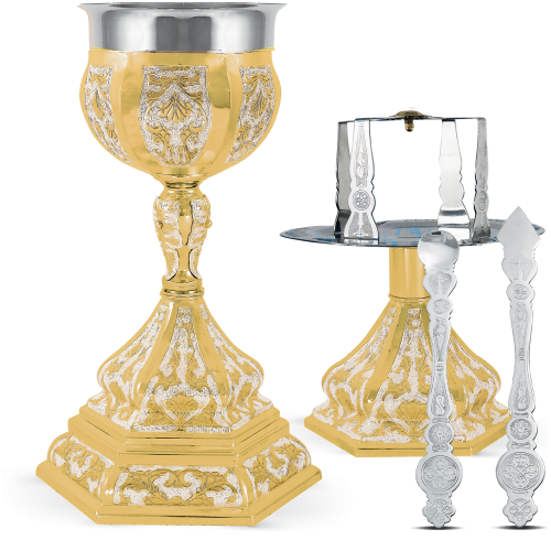 CHALISE SET 1000ml (Patmos)